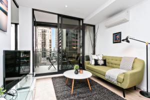 COMPLETE HOST Rose Lane CBD, Apartmány  Melbourne - big - 5