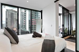 COMPLETE HOST Rose Lane CBD, Апартаменты  Мельбурн - big - 3