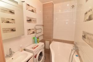 Apartamienty na prospiektie ULY DALA, 11/1, Appartamenti  Taldykol' - big - 4