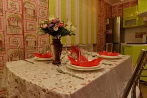 Apartamienty na prospiektie ULY DALA, 11/1, Appartamenti  Taldykol' - big - 12