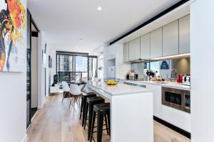 COMPLETE HOST Rose Lane CBD, Apartmány  Melbourne - big - 19