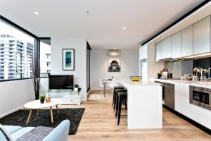COMPLETE HOST Rose Lane CBD, Apartmány  Melbourne - big - 28