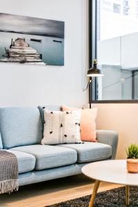 COMPLETE HOST Rose Lane CBD, Apartmány  Melbourne - big - 32