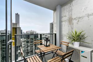 COMPLETE HOST Rose Lane CBD, Apartmány  Melbourne - big - 36