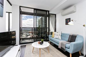 COMPLETE HOST Rose Lane CBD, Apartmány  Melbourne - big - 39