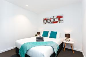 COMPLETE HOST Rose Lane CBD, Apartmány  Melbourne - big - 44