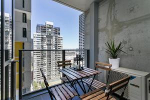 COMPLETE HOST Rose Lane CBD, Apartmány  Melbourne - big - 46
