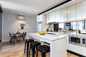 COMPLETE HOST Rose Lane CBD, Apartmány  Melbourne - big - 47