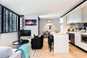 COMPLETE HOST Rose Lane CBD, Apartmány  Melbourne - big - 48