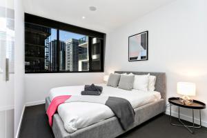 COMPLETE HOST Rose Lane CBD, Apartmány  Melbourne - big - 54