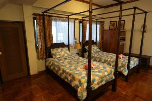 Pa-Rita Country Home #A, Apartmány  Mu Si - big - 21
