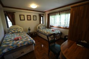 Pa-Rita Country Home #A, Apartmány  Mu Si - big - 4