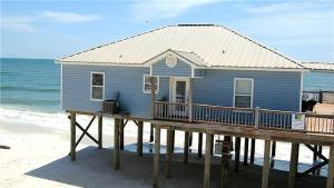 Beach Music Townhouse, Дома для отпуска  Dauphin Island - big - 4