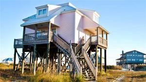 Surfs Up Home, Dovolenkové domy  Dauphin Island - big - 8