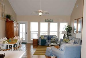 Beach Music Townhouse, Дома для отпуска  Dauphin Island - big - 20