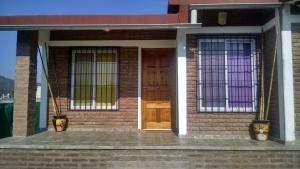 casa cabaña en la sierras Makarens, Дома для отпуска  Santa María - big - 8