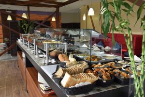 Novotel Suites Riyadh Dyar, Hotel  Riyad - big - 54