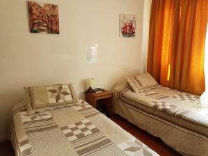 Hotel Ail, Hotely  Antofagasta - big - 7
