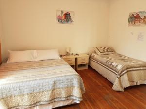 Hotel Ail, Hotels  Antofagasta - big - 17