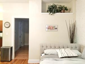 Historic Apartment with Private Entry, Apartmanok  Boston - big - 1