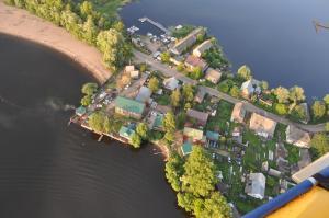 Парк-Отель Домики у пляжа, Осташков