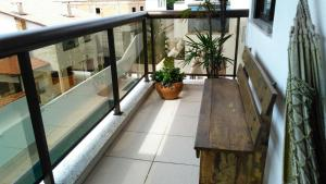 Portal do Santinho, Apartmány  Florianópolis - big - 20