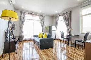 2ZC Apartment, Guest houses  Phnom Penh - big - 13