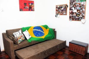 Quarto no centro do Rio de Janeiro