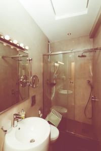 Kastro Hotel, Hotels  Iraklio - big - 70