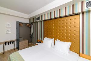 Kastro Hotel, Hotels  Iraklio - big - 71