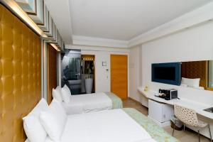 Kastro Hotel, Hotels  Iraklio - big - 25