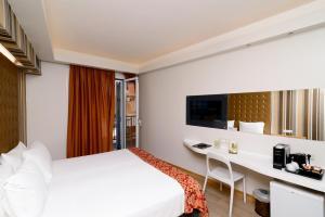 Kastro Hotel, Hotels  Iraklio - big - 26