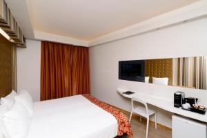 Kastro Hotel, Hotels  Iraklio - big - 75