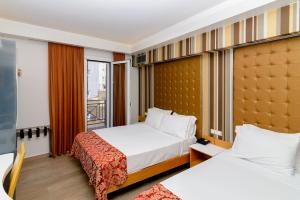 Kastro Hotel, Hotels  Iraklio - big - 76