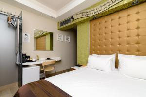 Kastro Hotel, Hotels  Iraklio - big - 29