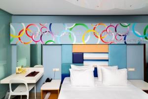 Kastro Hotel, Hotels  Iraklio - big - 81