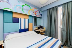 Kastro Hotel, Hotels  Iraklio - big - 84