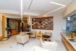 Kastro Hotel, Hotels  Iraklio - big - 45