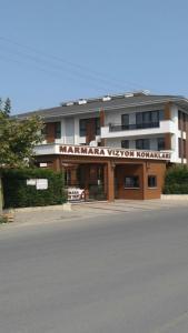 Marmara Apart, Appartamenti  Yalova - big - 11