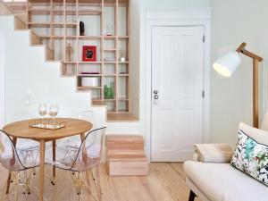A + B Almedina: Amazing Duplex Apartment.  Foto 5