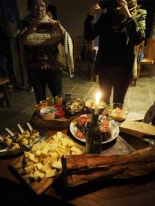 Canto da Lala Chales, Guest houses  Pouso Alto - big - 53