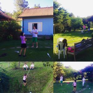 Canto da Lala Chales, Guest houses  Pouso Alto - big - 37