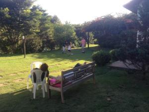 Canto da Lala Chales, Vendégházak  Pouso Alto - big - 23