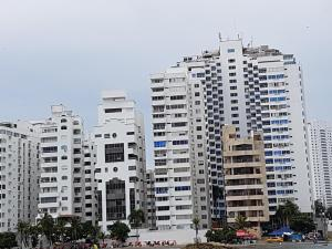 Espectaculares Vistas, Edificio Nautilus, Barrio El Laguito., Апартаменты  Картахена - big - 66