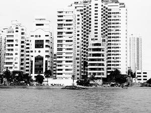 Espectaculares Vistas, Edificio Nautilus, Barrio El Laguito., Апартаменты  Картахена - big - 65