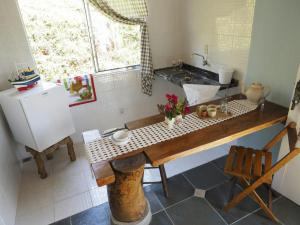 Canto da Lala Chales, Vendégházak  Pouso Alto - big - 8