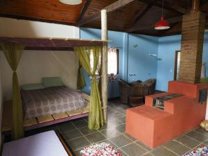 Canto da Lala Chales, Guest houses  Pouso Alto - big - 15