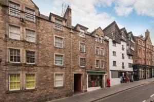 Canongate Apartment, Apartmány  Edinburgh - big - 30