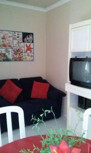 Férias Sol e Praia, Апартаменты  Манта-Рота - big - 19