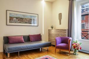 Trevi Fashion Suites, Apartments  Rome - big - 40